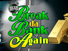 Интернет-слот Mega Spins Break Da Bank от разработчика Microgaming