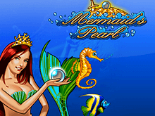 Автоматы Mermaid's Pearl на деньги